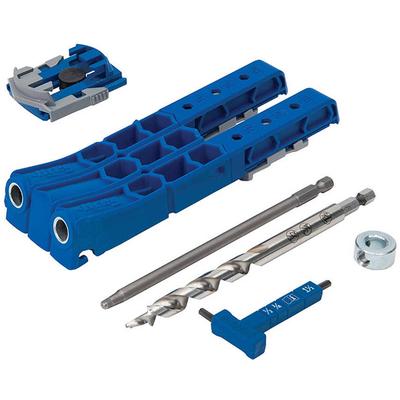 Приспособление для соединения саморезами Pocket-Hole Jig 320
