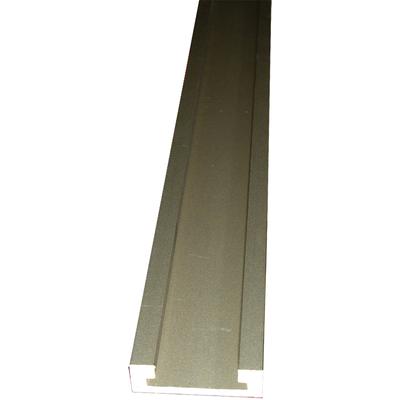 Профиль-шина 30,4 мм, 1м, анод, золото матовое