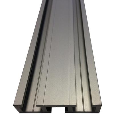 Профиль-шина 51 мм, 1,0 м анод., серебро матовое