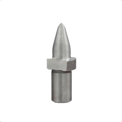 Пуансон D7,3 мм под резьбу M8 короткий-торцующий