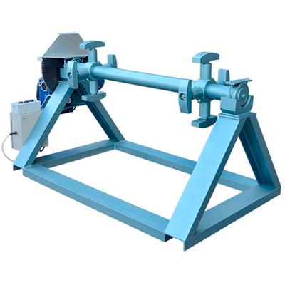 Разматыватель рулона двухопорный, до 8 тонн, до 1250 мм