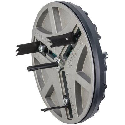 Регулируемая кольцевая коронка для фанеры и гипсокартона 45-130 мм