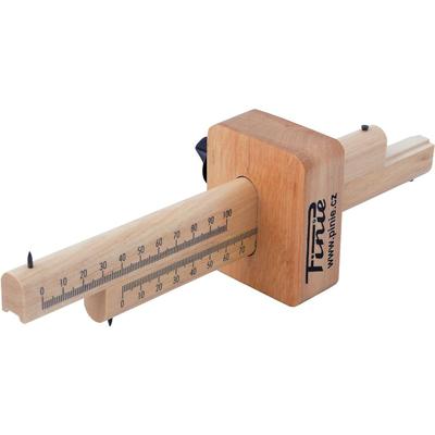 Рейсмус деревянный с двумя фиксатороми