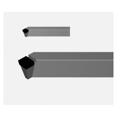 Резец токарный проходной отогнутый ВК8 25х16х140 мм