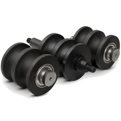 Ролики для круглой трубы 15 и 30 мм для трубогиба HB-40