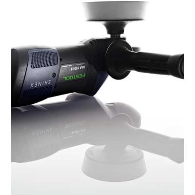Ротационная полировальная машинка SHINEX RAP 150-21 FE-Set Automotive