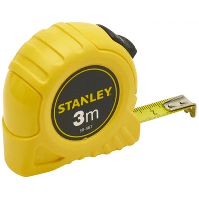 Рулетка измерительная STANLEY 3 м.