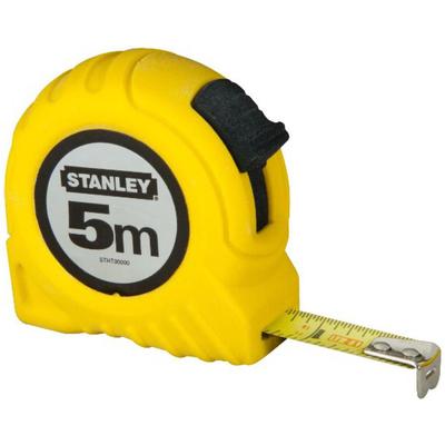 Рулетка STANLEY 5m без упак.