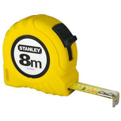 Рулетка STANLEY 8m