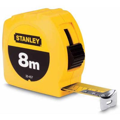 Рулетка STANLEY 8m без упак.