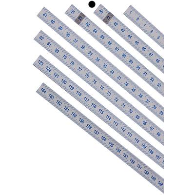 Шкала 40-82 см из лексана (40-82 слева направо)