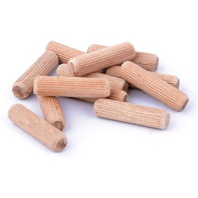 Шкант мебельный деревянный  8х40мм (к-т 40шт) PINIE