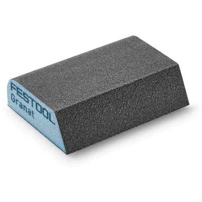Шлифовальная губка 69x98x26 мм 120 CO GR/6 Granat 6 шт