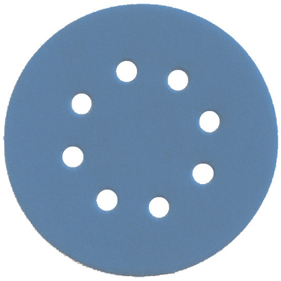 Шлифовальный диск d125 мм, P240, 8 отв. (SA331-V)