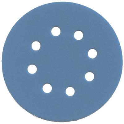 Шлифовальный диск d125 мм, P80, 8 отв. (SA331-V)