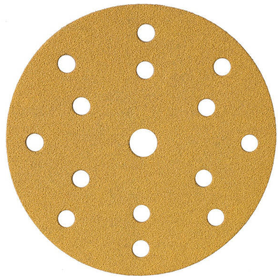 Шлифовальный диск d150 мм, P100, 14+1 отв. (CA331-V)