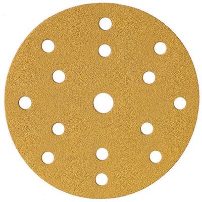 Шлифовальный диск d150 мм, P120, 14+1 отв. (CA331-V)