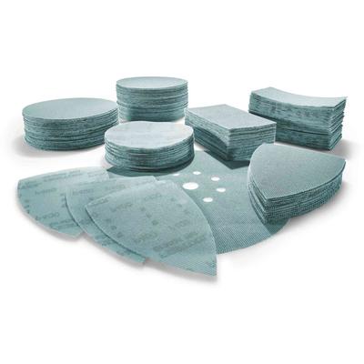 Шлифовальный материал на сетчатой основе Granat Net STF 80x133 P150 GR NET/50