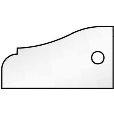 Сменная пластина профиль 3, для фрезы 7420471