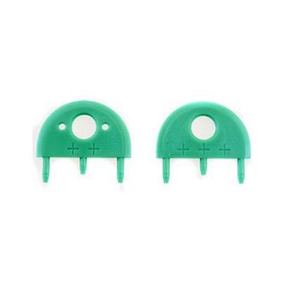 Сменные вставки расклинивателя зелёные (2шт)