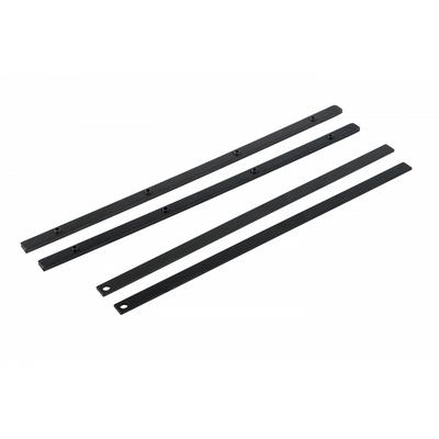 Соединитель для стыковки направляющих шин