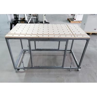 Стол модульный многофункциональный 1370х670 мм перфорированный