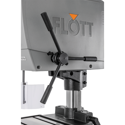 Сверлильно-резьбонарезной станок FLOTT TB 23 Plus (R1)