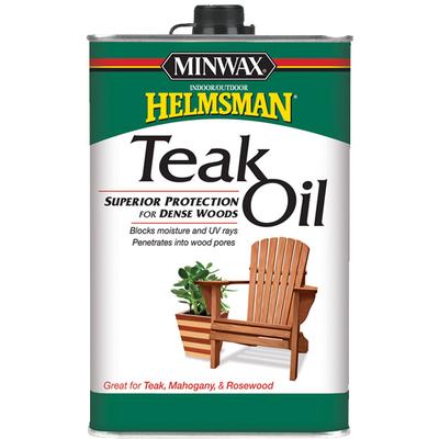 Тиковое масло Minwax Helsman 946 мл
