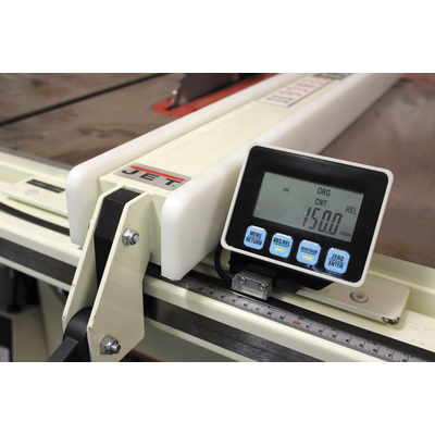 Цифровая индикация ширины распила для направляющих длиной 1320 мм (52'), шт