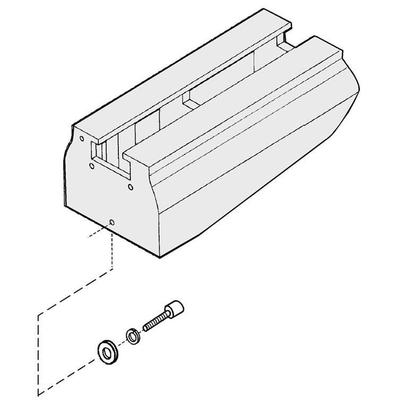 Удлинение станка 500мм (к JML-1442, 1642)