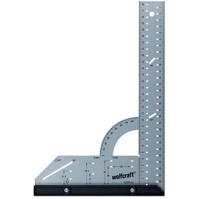 Угольник разметочный 300 мм Wolfcraft 5205000