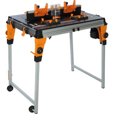 Универсальный стол TWX7 с фрезерным модулем TWX7RT001