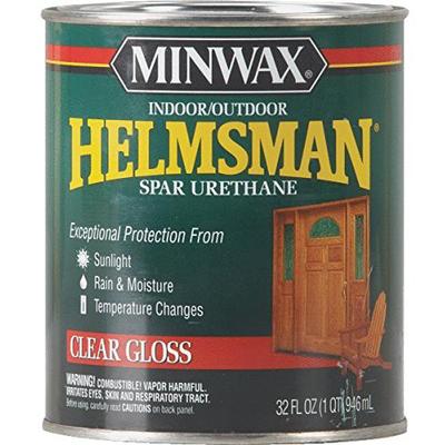 Уретановый лак Minwax HELSMAN  Глянцевыйы 473 мл