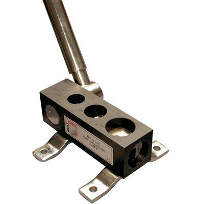 Устройство для вырубки седловин на трубах Stalex RА-2