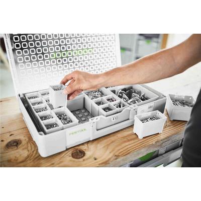 Вставка-ячейка box Box 100x350x68/2