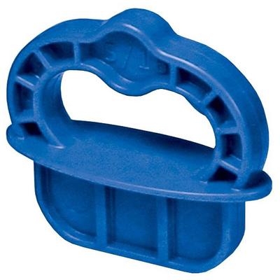 Вставки для установки зазора для приспособления Deck Jig синий пластик