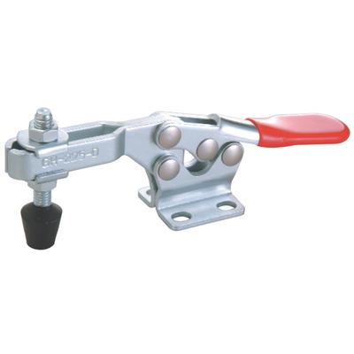 Зажим механический с горизонтальной ручкой GH-225-D, усилие 227 кг