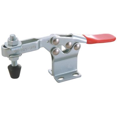 Зажим механический с горизонтальной ручкой GH-225-DHB, усилие 227 кг